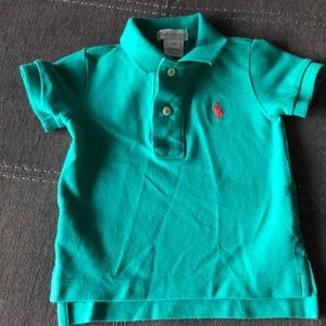 6 Month Polo Shirt